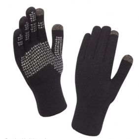 [SEALSKINZ] ULTRA GRIP TOUCHSCREEN GLOVE